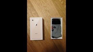 Ich dachte ich bekomme ein iPhone 8 zu Weihnachten...