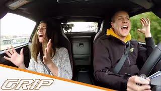 Der neue Mazda MX-5 RF: Zuschauer vs. Cyndie Allemann - GRIP - Folge 402 - RTL2