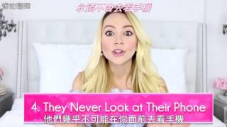 20個他已經愛上你的徵兆!!!| 心理學家kimberly | 20 Signs He DEFINITELY Likes You!!! | Ask Kimberly