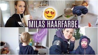 KINDERTURNEN Fail ❘ Mila hat Mamas Haarfarbe ❘ Mango-PAPRIKA Smoothie? ❘ MsLavender