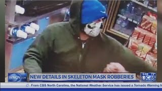 New details emerge in skeleton mask robberies