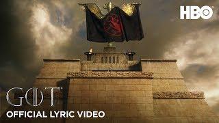 "SZA, The Weeknd, Travis Scott - ""Power Is Power"" Lyric Video| Game Of Thrones (HBO)"