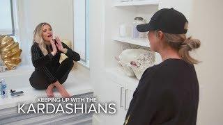 KUWTK | Khloé Kardashian Finds Out She