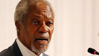 Kofi Annan dead at 80