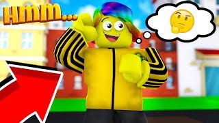 you think you know what this is.. but you thought WRONG (Roblox Thinking Simulator)