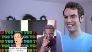 Reacting to an awful react channel