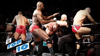 Top 10 WWE SmackDown moments - January 23, 2015
