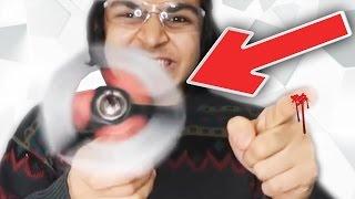 Die 5 LUSTIGSTEN Fidget Spinner FAILS