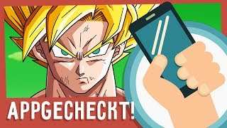 Die beste Dragon Ball Z App & Rollenspiel-Bürgermeister! |  Appgecheckt #3