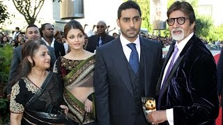 Bachchan Family Is Upset With Aishwarya Rai Bachchan | Bollywood News