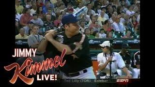 Vin Scully Calls Jimmy Kimmel