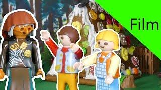 Playmobil Film deutsch Hänsel und Gretel Märchen/ Kinderfilm / Kinderserie von Familie Jansen