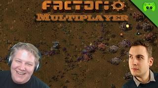 GROßES GEMETZEL 🎮 Factorio Multiplayer #28