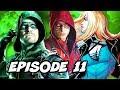 Arrow Season 6 Episode 11 - TOP 10 WTF, ...mp3