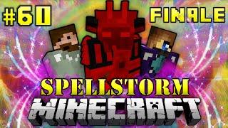 Das VOLATILE FINALE.. - Minecraft Spellstorm #060 (Finale 2/2) [Deutsch/HD]
