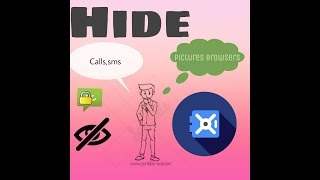 How to hide calls sms and pics Easily -Vault [Hindi/Urdu]