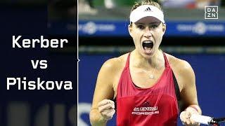 Angelique Kerber is back!   Kerber vs Pliskova   Highlights   WTA Tokio   DAZN