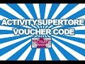 Activity Superstore Voucher, Discount Co...mp3
