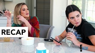 Keeping Up With The Kardashians Recap 7 - Kendall Jenner Returns