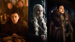 Game of Thrones Staffel 7 | 15 SPOILER Bilder und meine Theorien dazu | Tobitato