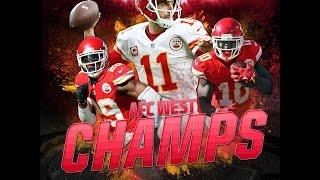 Kansas City Chiefs 2016 Season Highlights