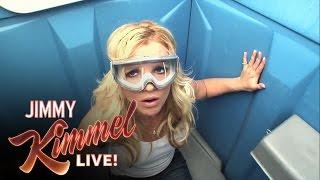 Britney Spears Deleted Scene from Jackass 3