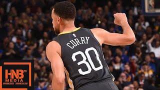 Golden State Warriors vs LA Clippers Full Game Highlights / Feb 22 / 2017-18 NBA Season