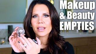 MAKEUP & BEAUTY EMPTIES