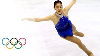 Yuna Kim - Free Skate - Ladies