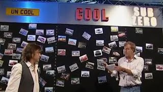 The Cool Wall - Top Gear - BBC
