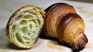 How to Make Croissants at home (Easy Recipe: No machine, No knead method