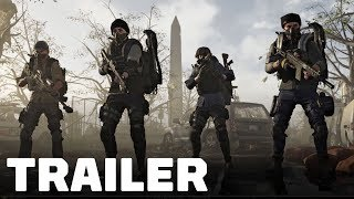 Tom Clancy's The Division 2 - Multiplayer Trailer: Dark Zones & Conflict
