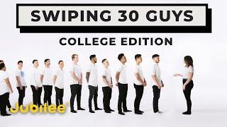 30 vs 1: Dating App in Real Life