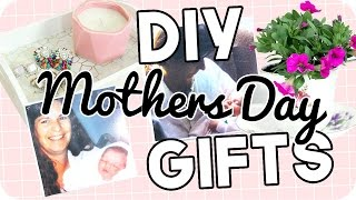 DIY MOTHERS DAY GIFTS 2017! Last Minute - Under $5!