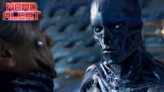 Terminator Genisys - New Official Trailer Ruins the Whole Movie?