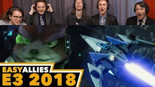 Starlink - Easy Allies Reactions - E3 2018