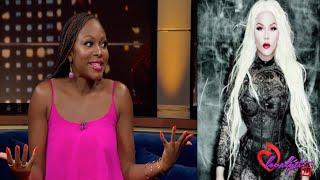 "Naturi Naughton Discusses ""Beef"" With Lil Kim"