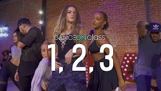 Sofia Reyes - 1, 2, 3 (ft. Jason Derulo & De La Ghetto) | Brinn Nicole Choreography | DanceOn Class