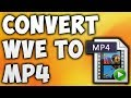 How To Convert WVE To MP4 Online - Best ...mp3