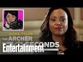 Archer: Aisha Tyler Recaps The Series In...mp3