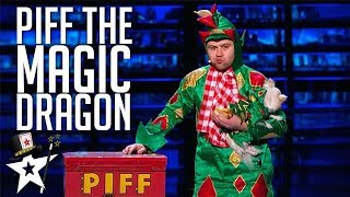 Piff the Magic Dragon on America