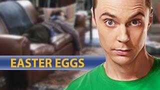 Die Geheimnisse von The Big Bang Theory!   Easter Eggs