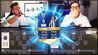 FIFA 17 TOTS DYBALA SQUAD BUILDER SHOWDOWN 😈🔥 TOTS SPECIAL 💯😱 vs REALFIFA