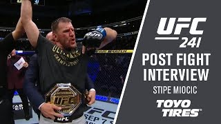 "UFC 241: Stipe Miocic - ""This is All Me"""