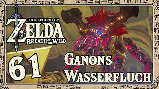 THE LEGEND OF ZELDA BREATH OF THE WILD Part 61: Ganons Wasserfluch