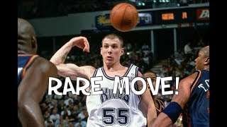 "NBA ""RARE"" Moves Part 1"