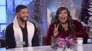 Jussie Smollett Loves Being an Uncle and Pranking Taraji P. Henson