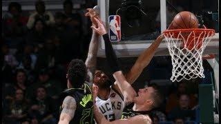 J.R. Smith, Jabari Parker, and the Best Plays From Tuesday Night   February 13, 2018