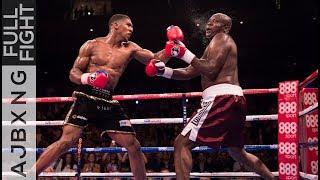 Full Fight | AJ Vs Matt Skelton TKO