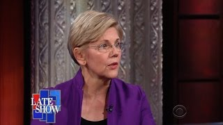 "Elizabeth Warren On Trump: ""He Sounded Like A Two-Bit Dictator"""
